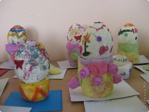 Эти яички делали мои детки- шестилетки!  фото 5