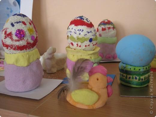Эти яички делали мои детки- шестилетки!  фото 6