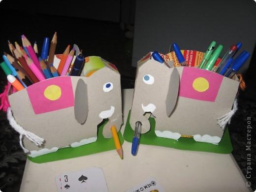 для хранения карандашей (повторялка) фото 1