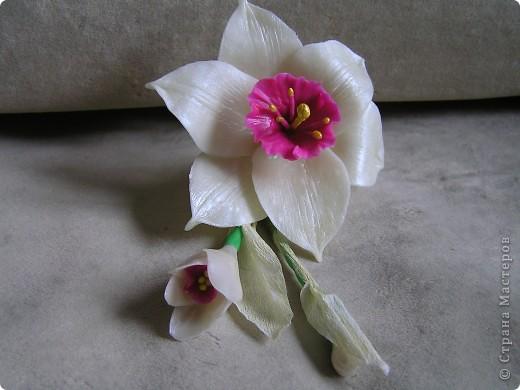 С розовым душистым горошком фото 2