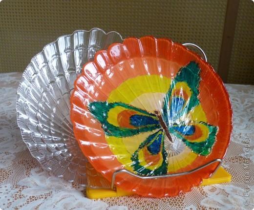 так смотрится эта тарелка при ярком освещении фото 3