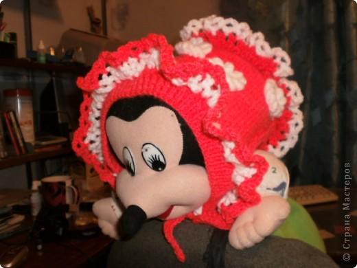 шапулька для Алисы фото 2