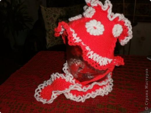 шапулька для Алисы фото 1