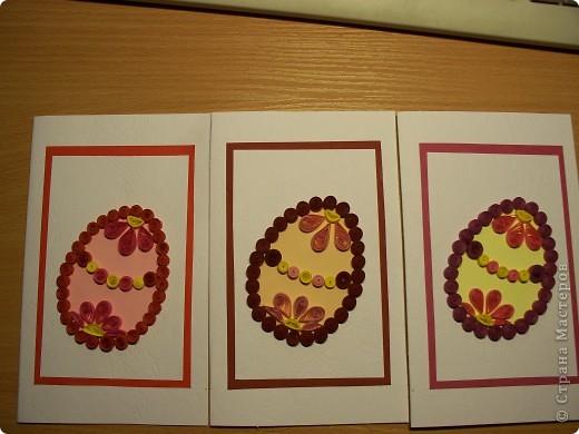 Мои открытки к Пасхе фото 11