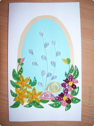Мои открытки к Пасхе фото 5