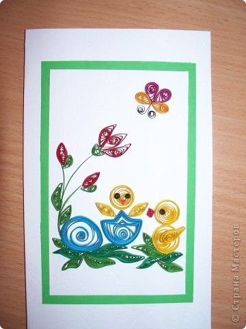 Мои открытки к Пасхе фото 6