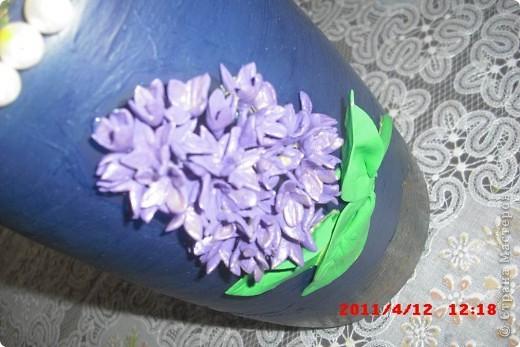 декор моей вазы))) фото 3