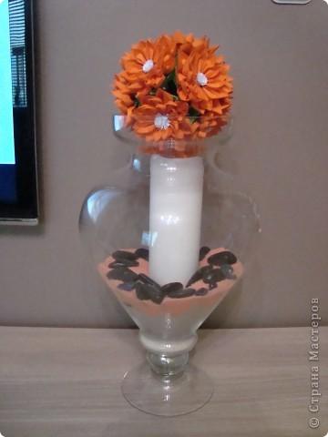 "Кусудама цветочная. Идея от ""Приветик"" .  фото 2"