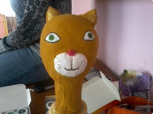 Кошечка - методом проб и ошибок фото 2