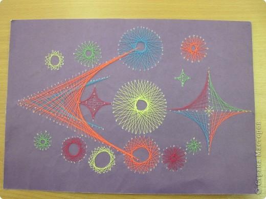 """Работы моих учеников под общим названием """"КОСМОС"""". (5-е классы) фото 4"""