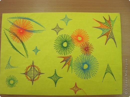 """Работы моих учеников под общим названием """"КОСМОС"""". (5-е классы) фото 9"""