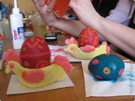 Эти яички делали мои детки- шестилетки!  фото 9