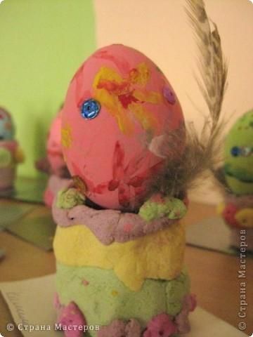 Эти яички делали мои детки- шестилетки!  фото 8