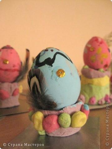 Эти яички делали мои детки- шестилетки!  фото 7