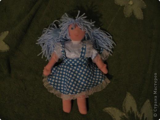 Мои куклы. Шила как Вальдорфские куклы, но материалы не соответствуют) фото 1