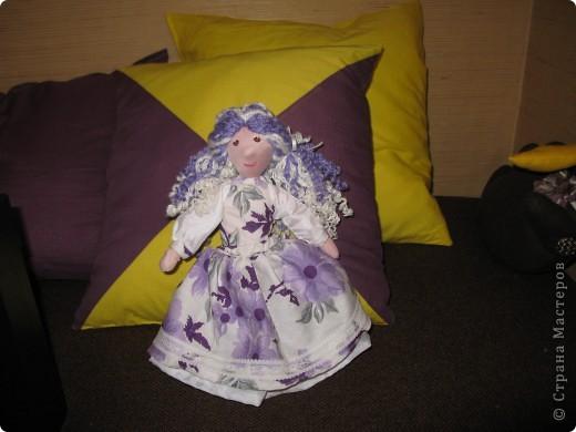 Мои куклы. Шила как Вальдорфские куклы, но материалы не соответствуют) фото 5