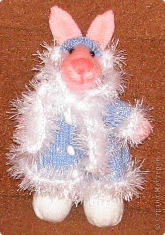 Зимняя зайка фото 1