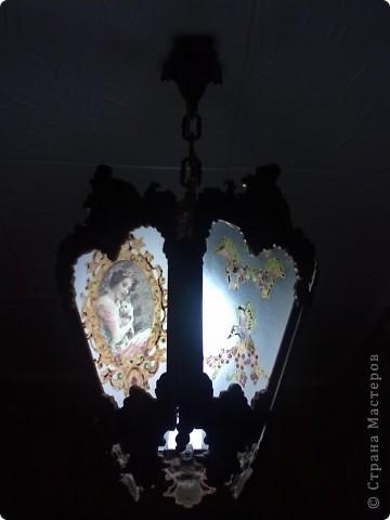 Новая жизнь светильника фото 2