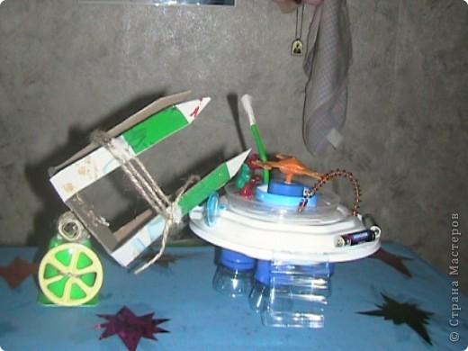 вот такой космос мы сделали с нашими детьми ко дню космонавтики в саду фото 4