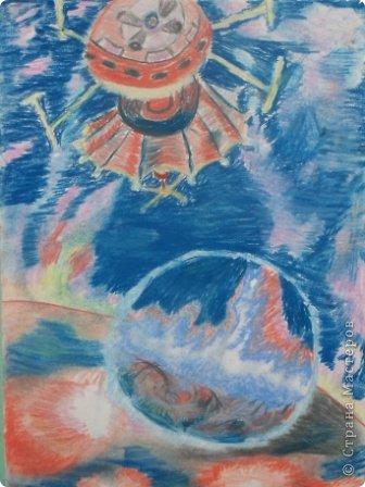 В школе прошла неделя ко Дню космонавтики.  фото 14