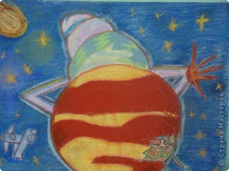 В школе прошла неделя ко Дню космонавтики.  фото 16