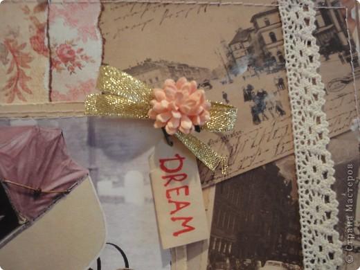 """Эта """"Открытка"""" теперь висит у меня на стене как картина)))))))))) Может в будущем я ее кому и адресую) фото 2"""