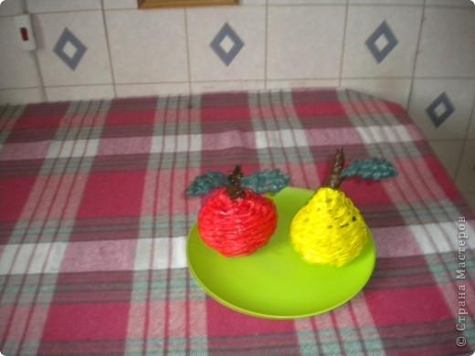 поднос и фрукты фото 4