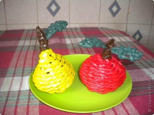 поднос и фрукты фото 5