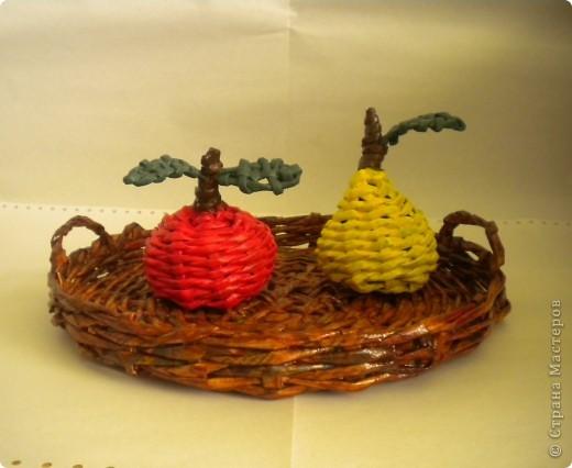 поднос и фрукты фото 3