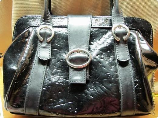 Вот теперь какая сумочка есть у меня! фото 2