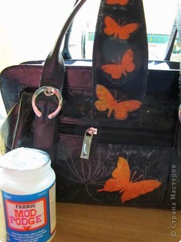Вот теперь какая сумочка есть у меня! фото 10