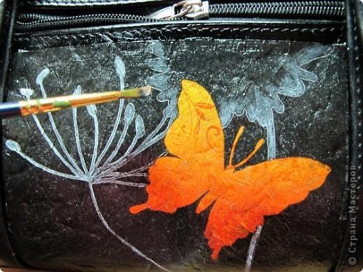 Вот теперь какая сумочка есть у меня! фото 11