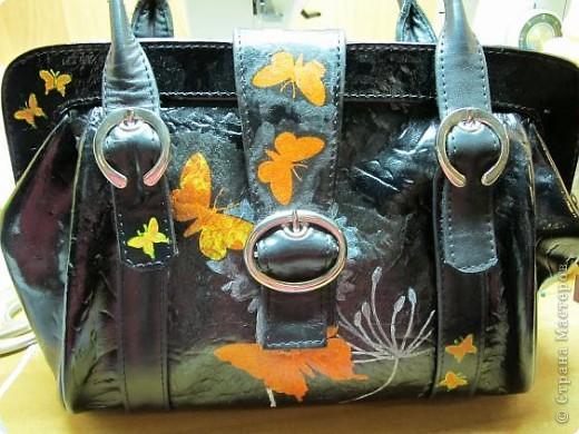 Вот теперь какая сумочка есть у меня! фото 13