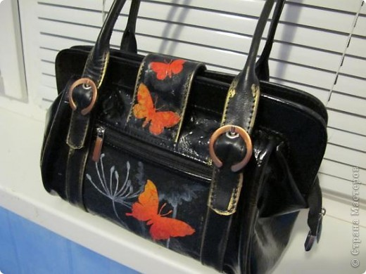 Вот теперь какая сумочка есть у меня! фото 16