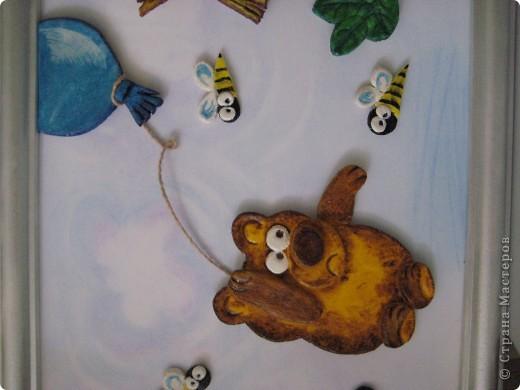 Добрый день. Делала эти две работы в детский сад, на выставку. фото 3