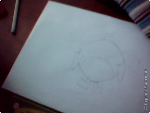 Это Пин. Его мы будем рисовать. фото 5