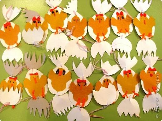 Цыпленок из яйца...)): фото 5