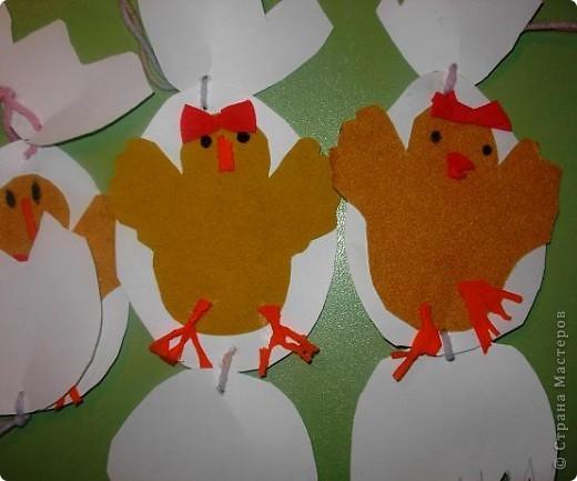 Цыпленок из яйца...)): фото 6