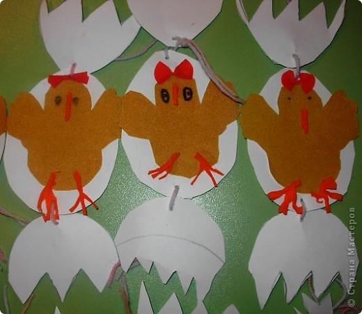 Цыпленок из яйца...)): фото 7