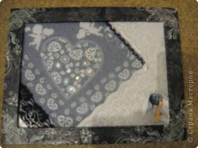 Этот коллаж я сделала в дополнение к шарам (см.фото далее) для чёрно-белого интерьера фото 1