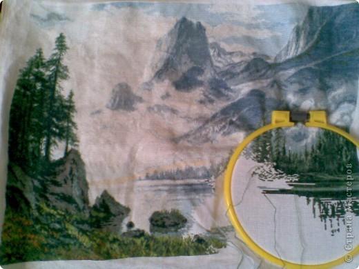 туман в горах фото 2