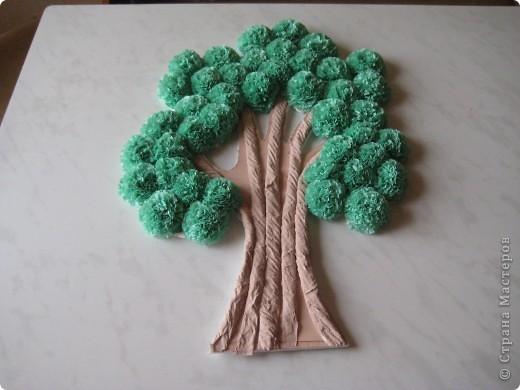 Дерево для пано,делаю пано для внучки, декориру комнату, технику изготовления подсмотрела в МК.Девочки помогите, на коменты не могу ответиь не работает поле, отзовитесь. фото 1