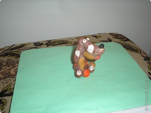 Скульптура Лепка Поделки из глины Глина фото 10
