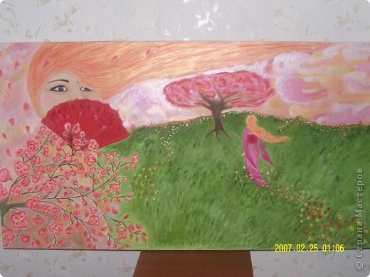 Мои картины(масло) фото 1