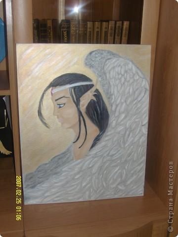 Мои картины(масло) фото 2