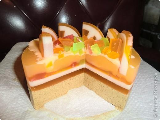 лимонный тортик фото 2