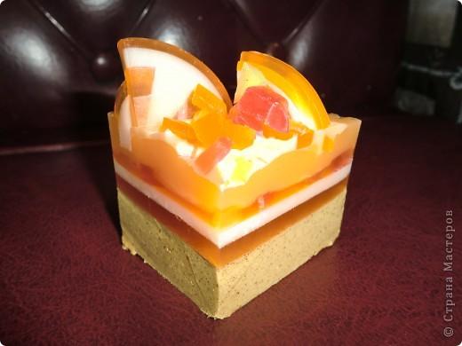 лимонный тортик фото 3