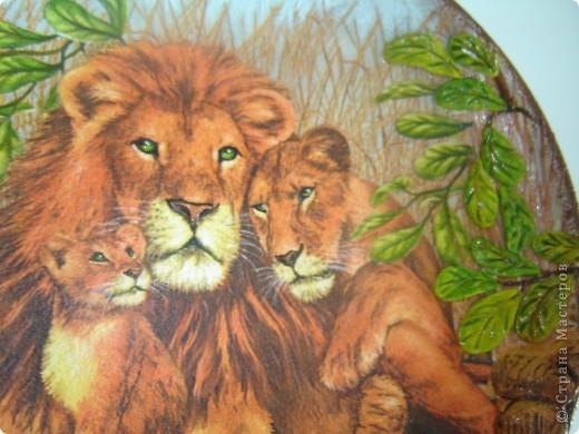 """Здравствуйте уважаемые мастерицы СМ. Выставлю на Ваш суд 2 работы, но сначала хочу рассказать маленький эпизод из сказки.  Когда Лев стал царем зверей, он сказал: """"Если кто-нибудь из Вас скажет, что я самый сильный,  самый храбрый, самый мудрый и самый красивый, того я разорву на части."""" В это врем появилась прекрасная львица и влюбилась в льва с первого взгляда. Она сказала: """"Ты можешь разорвать меня на части, но я  вся равно скажу, что ты самый сильный, самый храбрый, самый мудрый и самый красивый"""". Лев не разорвал львицу на части, потому что он понял, что кого любят, тот всегда становится самым-самым-самым-самым.  Ну если я немного изменила текст, извините, писала  по памяти. Перед Вами 1-я работа со вспышкой. фото 10"""