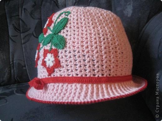 Летняя шапочка. фото 2