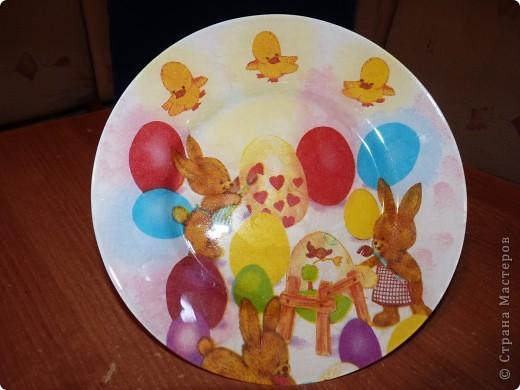 Вот и моя первая тарелочка созрела)))))) Салфеточку эту получила в подарок от педагога по немецкому языку в 2000 году!!!! Каким-то образом умудрилась её сохранить, а теперь, благодаря талантливым людям СМ, ещё и применить!!!!!